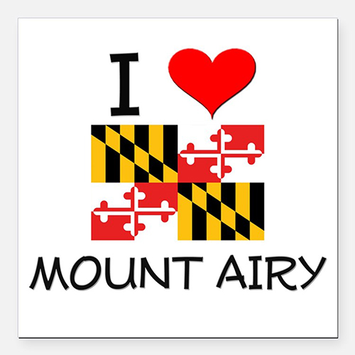 I Love Mount Airy, MD
